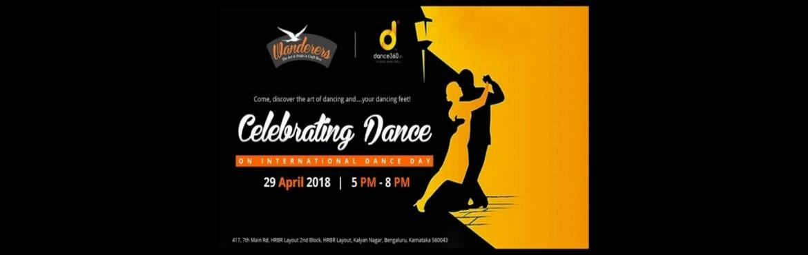 Book Online Tickets for Celebrating Dance, Bengaluru.  About the event:Wanderers Brew in collaboration with dance360 is celebrating International Dance Day to raise awareness about dance and to learn about latest trends and updates in dance. On this day, learn the blend of International Latin