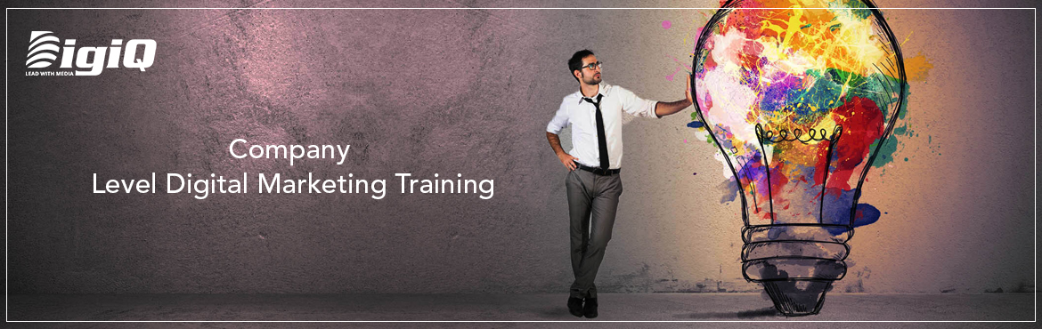 Book Online Tickets for Company Level Digital Marketing Training, Hyderabad.         Become ADigital Marketing Expert in 30 Days After CompletingTraining100% Job Guarantee                    Digital Marketing Training in Hyderabad - DigiQ Training is one of the best Training Center who is providing Dig