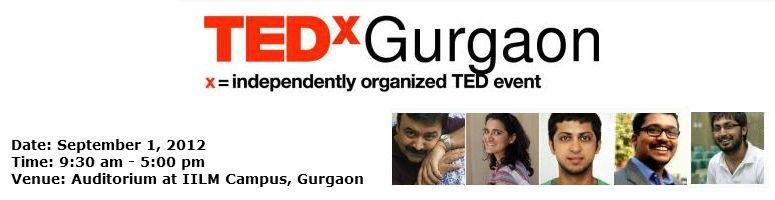 TEDx Gurgaon