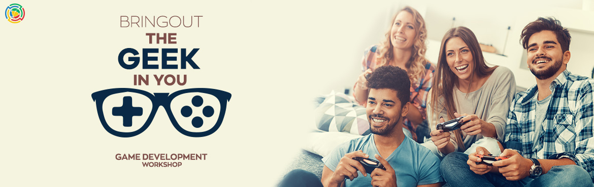 Book Online Tickets for Game Development Workshop-Hyderabad, Hyderabad. Overview:This workshop helps participants to know the process of gamedevelopment. Students will go through the basic concepts of gamedevelopment, developing games using Unity, VR/AR and How to get intothe gaming industry. The overall aim of the works