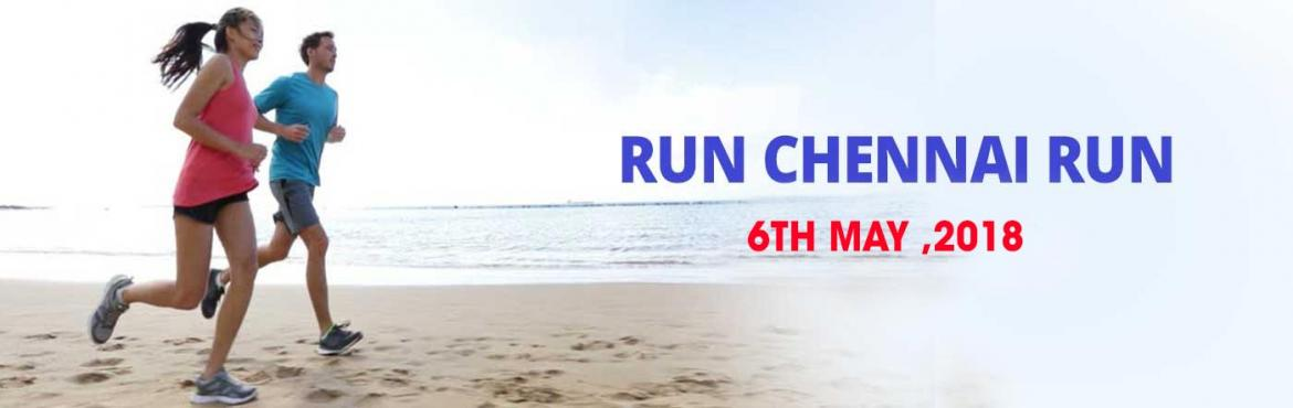 Book Online Tickets for Run Chennai Run, Chennai.  RUN CHENNAI RUN RUN CHENNAI RUN is Chennai\'s first Corporate Marathon with a unique opportunity for employees of TOP firms in India to get together and run for some great charitable causes. Corporate Run offers access to an engaged, pas