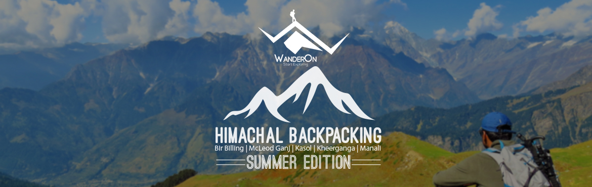 Book Online Tickets for Himachal Backpacking8 Days| 5 Destinatio, Delhi. About:  After handcrafting the first Himachal Backpacking, we can't wait for the next. The High of this trip might be temporary but hangover will be permanent.  Event Name: Himachal Backpacking 8 Days| 5 Destinations - Camping, Trekki