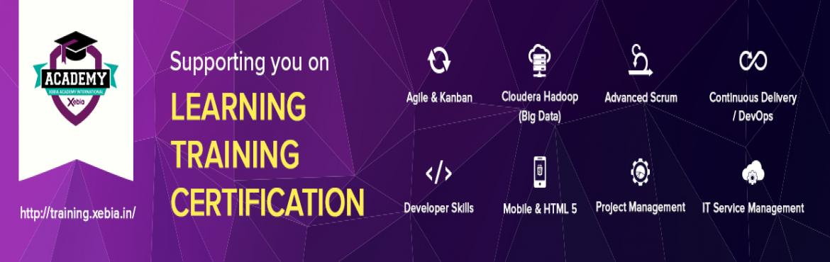 Book Online Tickets for Cloudera Developer for Spark Hadoop   Ba, Bengaluru. Cloudera Developer for Spark & Hadoop Overview :- Xebia\'s four-day hands-on training course delivers the key concepts and expertise participants need to ingest and process data on a Hadoop cluster using the most up-to-date tools and techni