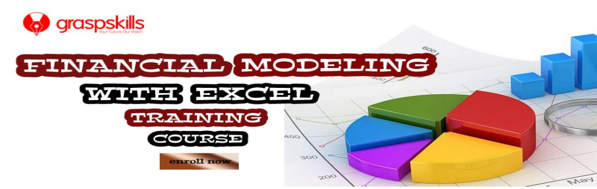 Book Online Tickets for FINANCIAL MODELING WITH EXCEL TRAINING C, Bengaluru. Date: May 14 - May 21 Actual Price: INR 17999   Early bird Price: INR 14999   Early bird Date: till 10th May 2018 Timings: 04:30 PM - 08:30 PM KEY FEATURES     3 Days Classroom or 24 hours Instructor-led Online Trai