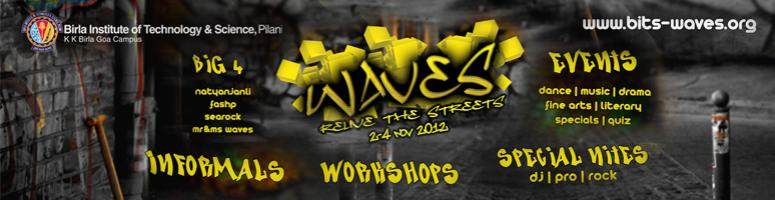 Waves 2012 Relive the Streets