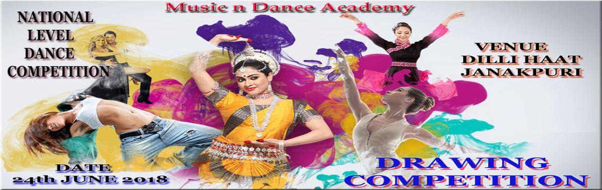 Book Online Tickets for Delhis Biggest National Level Dance Comp, New Delhi.  Music n Dance Academy working since 2007 in the field of music and dance. We have been conducting events since 2007. The Delhi\'s Biggest National Level Dance Competition is our Season 3. Contestants all over Indli participate in this competiti