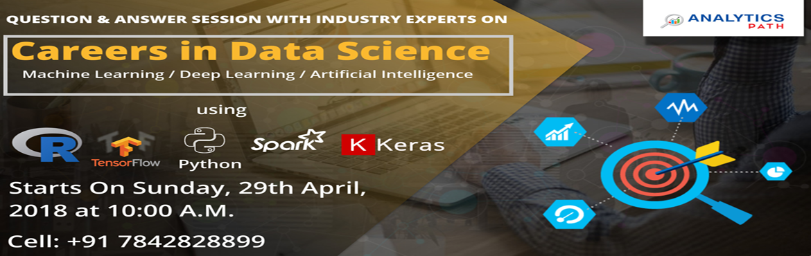 Data Science Training In Hyderabad at the Analytics Path training institute is providing the best  highly endowed training in Data Science