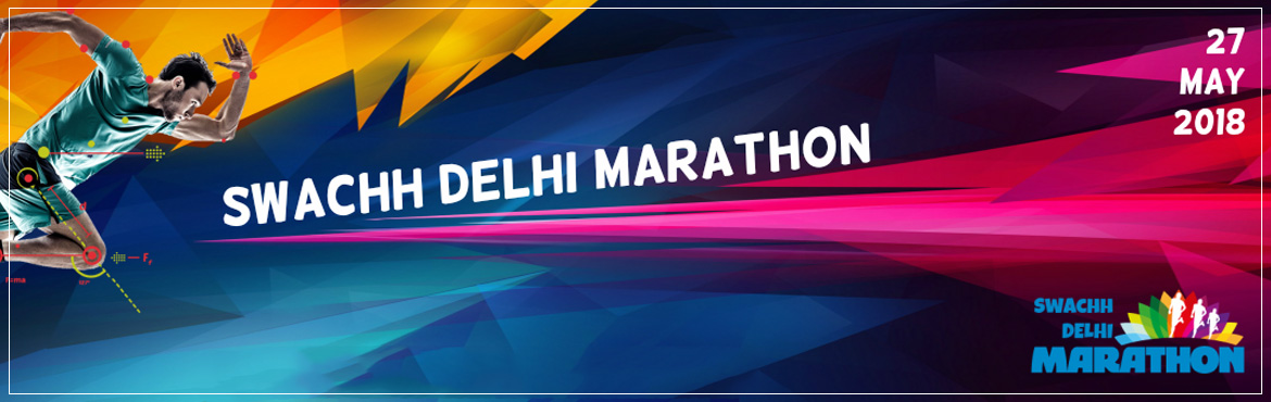 Book Online Tickets for Swachh Delhi Marathon, Delhi. This edition of SWACHH DELHI MARATHON will be held on 27th May, 2018 at JawaharLal Sports Complex. It is one of the most beautiful marathons of the city and in the North India region. There is a large Prize pool of Rs 7.25 lakhs for the dedicated top