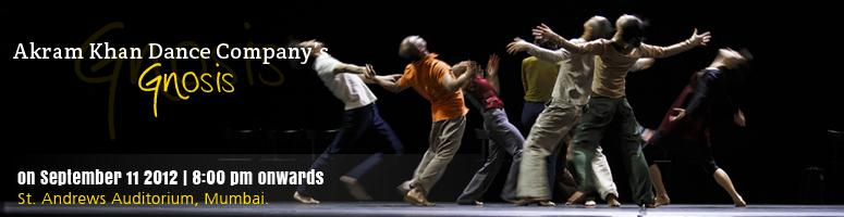 Book Online Tickets for Akram Khan\'s - Gnosis - Mumbai, Mumbai. Great Indian mythology showcased through enchanting forms of dance Akram Khan Dance Company journeys across boundaries to create uncompromising artistic narratives. They produce thoughtful, provocative and ambitious dance productions for the interna