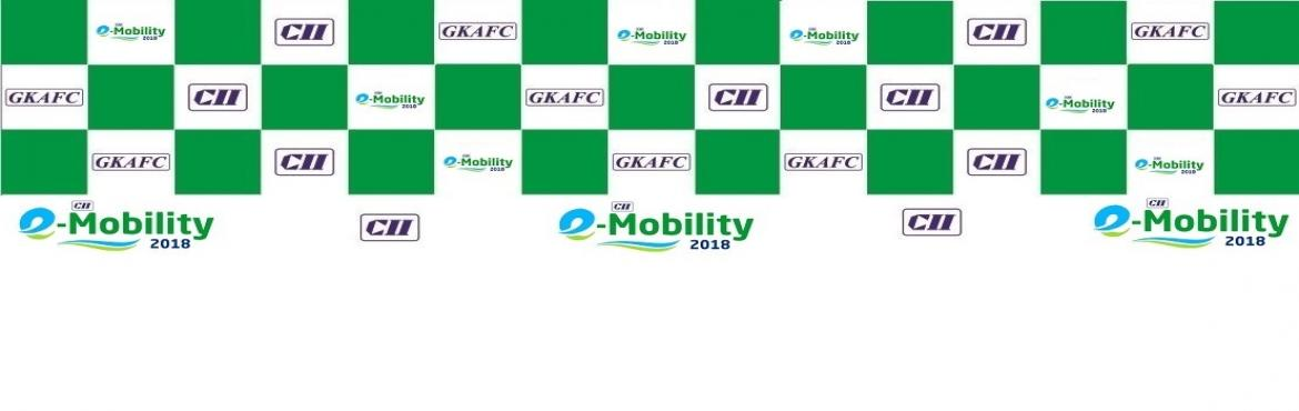 Book Online Tickets for CII Conference on e-Mobility 2018 , Ahmedabad. CII have always taken a lead towards creating a conducive environment for the industry and the society. With a view to take forward the initiatives in the area of electric vehicles, we have scheduled e-Mobility 2018 as a One Day Conference and Expo o