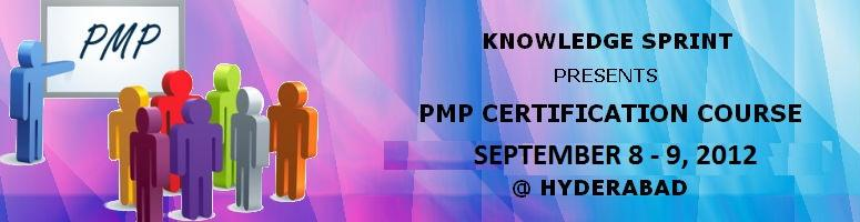 Book Online Tickets for PMP Training & Certification Speed Prep , Hyderabad. EARN 35 PDUS - Course based on PMBOK 4th edition