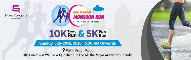 Navi Mumbai Monsoon Run