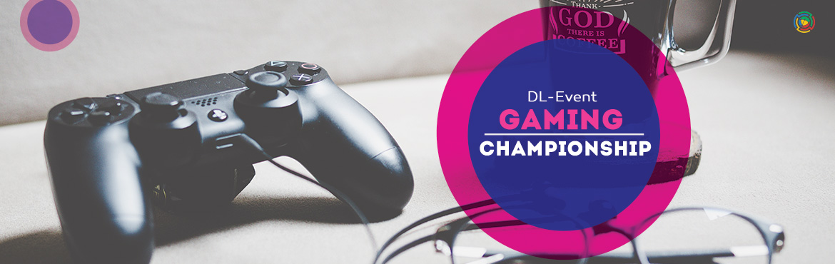 Book Online Tickets for DL Event - Gaming Championship, Hyderabad. The Gaming Event is organised for students who are passionate about gaming. The students can come, play multiplayer games with their friends, compete with each other and win attractive prize. The Event creates an awareness about gaming industry and h