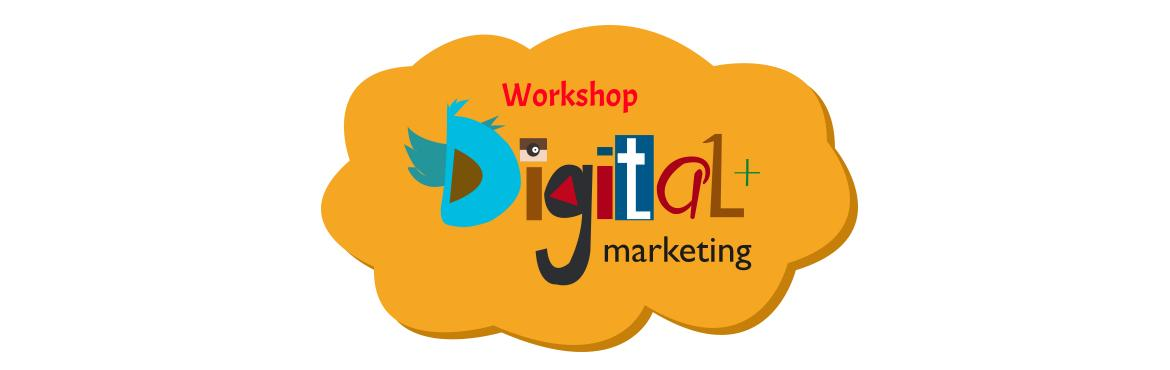 Book Online Tickets for Digital Marketing Workshop, Hyderabad. This is a live workshop where you will see live AdWords & Social Media Accounts. This workshop will give an idea on how digital marketing works, along with roles & responsibilities of each platform. It also helps in understanding how to build
