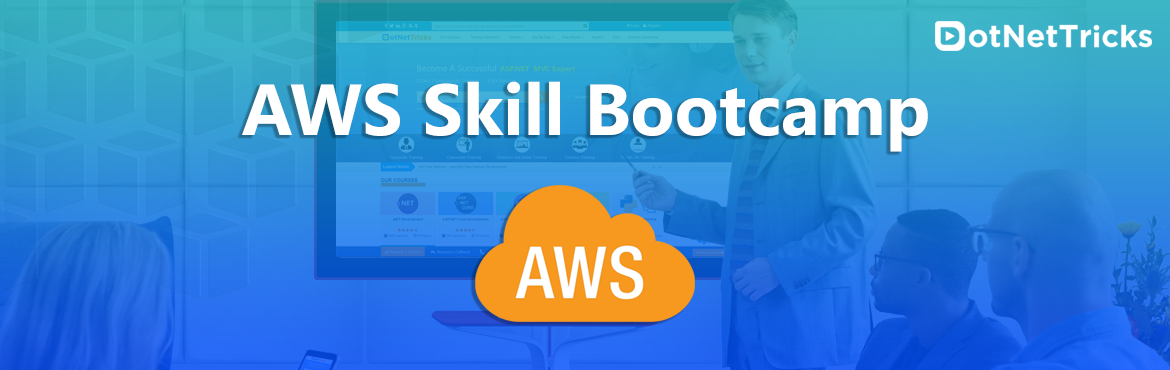 Book Online Tickets for AWS Skill Bootcamp 20+Hr Hands-On Learni, Noida. Learn AWS by doing hands-on in a live environment. We have instructors who are the industry experts and have the hunger to make the concepts so clear, that you can start applying them to your production environment. The accompanied hands-on experienc