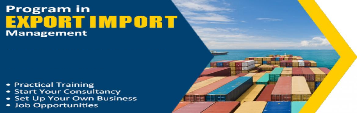 Book Online Tickets for Start and Set up Your Own Import and Exp, Bengaluru.  Suitable For -1. Any Graduate​ ​/ MBA student willing to become Exporter / Importer​.​ 2. Businessmen having their own shop/ factory/products Or​ willing to Export their own Products.3. Anyone willing to work in Export​ ​/​