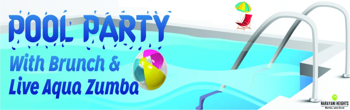 Book Online Tickets for SUMMER POOL PARTY, Gandhinaga. Say Hello to summer & splash it into Narayani\'s pool party with Aqua Zumba, Live DJ, Photo Booth, Fun Games & lip-smacking Food.