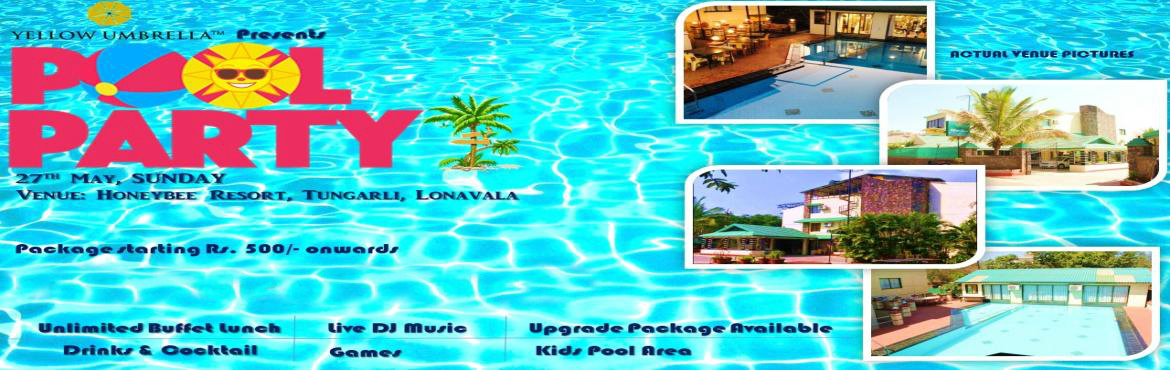 Book Online Tickets for Summer Lonavala Pool Party , Mumbai. The sun is hot and the water is cool It\'s time for a summer party by the pool! The coladas are frozen The theme is set Were having a luau Youll never forget! Bring your suit and towel, well take care of the rest This pool party is sure to be the bes