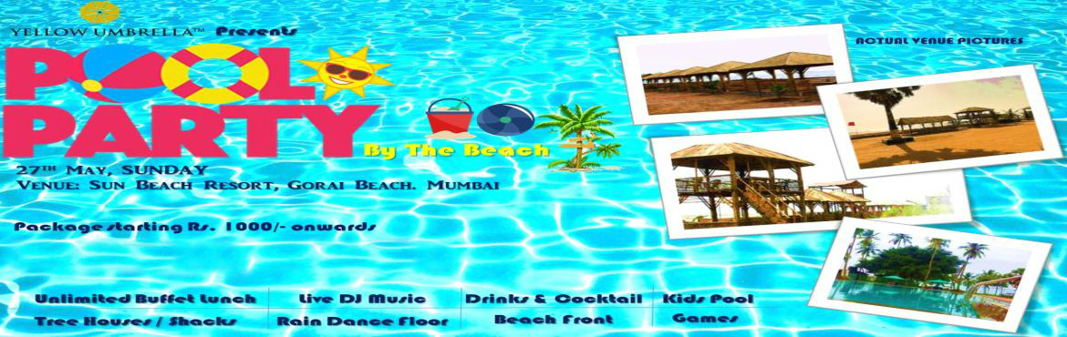 Book Online Tickets for Summer Manori Pool Party, Mumbai.   The sun is hot and the water is cool   It\'s time for a summer party by the pool!   The coladas are frozen   The theme is set   Were having a luauYoull never forget!   Bring your suit and towel, well take care of the r