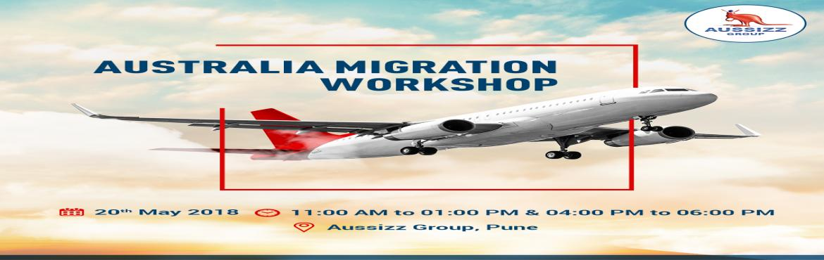 Book Online Tickets for Australia Migration Workshop, Pune. Australia hosts millions of immigrants every year. Being an Australian PR you can be entitled to enjoy the various government benefits. That set apart, you can tap new and better job opportunities.   Want to make the land down under your home? &
