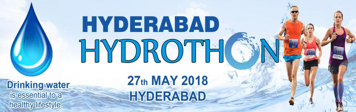 Book Online Tickets for Hyderabad Hydrothon  2018, Hyderabad.  Hyderabad Hydrothon 2018  Event Date: 27th May 2018  Venue: People's Plaza, Hyderabad.  We at Hydrothon are here to help and facilitate the need for awareness and attention. Our core objective is to bring about the much