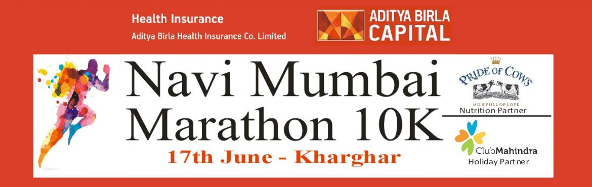 Book Online Tickets for Navi Mumbai Marathon 10K, Navi Mumba.  Navi Mumbai Marathon 10K Omega is a Social Enterprise working in the Field of Marketing and Event Management since 2011. On 17th June 2018 We have Organised \
