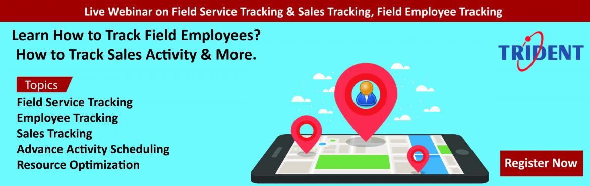 Book Online Tickets for Live Webinar on Smart Assets Track and T, New Delhi.   Mobility Enterprise Applications & Smart Asset Track & Trace Know more on How to : Track Field Service/Sales Workforce More Efficiently Enable Assets Track and Trace through \