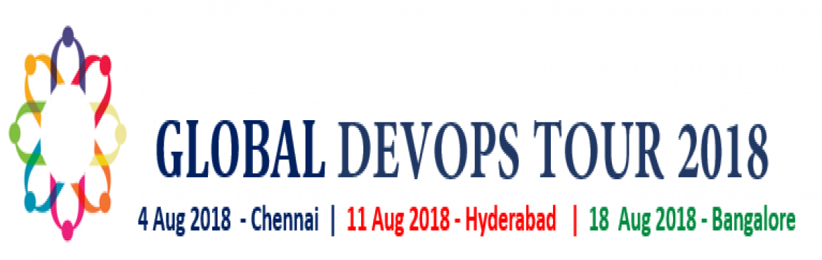 Book Online Tickets for Global DevOps Tour 2018 @ CHENNAI, Chennai. Organized by passionate volunteers from the DevOps community, one day online conference will bring together over 400 attendees and many international and local experts covering topics from DevOps Principles, Security, Technical practices, DevOps Prac