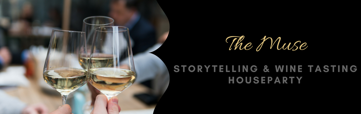 Book Online Tickets for Storytelling and Wine Tasting Houseparty, Pune. Sip, Eat, Laugh and Relax... Tell some stories if you wish to and make lots of new friends at the first of its kind Wine Tasting House Party! Also, learn some tips on relishing your wine the right way!  We, Aprajita and Amit have a passion for w