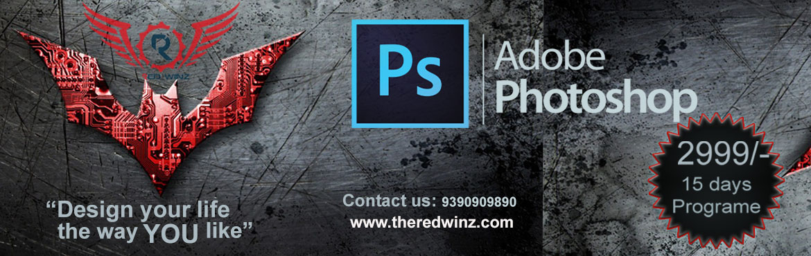 Book Online Tickets for Learn Adobe Photoshop Basics, Hyderabad. \