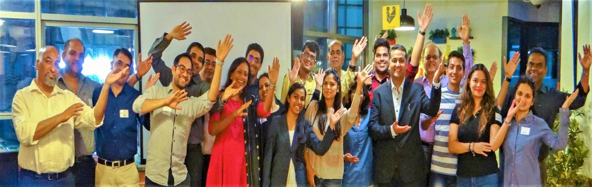 Book Online Tickets for Entrepreneur Social - A Networking Event, Mumbai. Join Entrepreneur Social & Become a part of a Growing and Vibrant Community of Purpose Driven Entrepreneurs.  Entrepreneur Social is a monthly networking event, a part of Roger Hamilton\'s International Entrepreneur Institute. Hosted by Mus