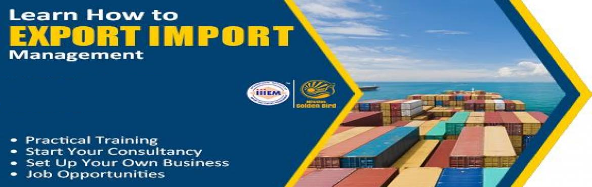 Book Online Tickets for Start and Set up Your Own Import and Exp, Surat. Suitable For -1. Any Graduate / MBA student willing to become Exporter / Importer2. Businessmen having their own shop/ factory/products Or willing to Export their own Products.3. Anyone willing to work in Export /