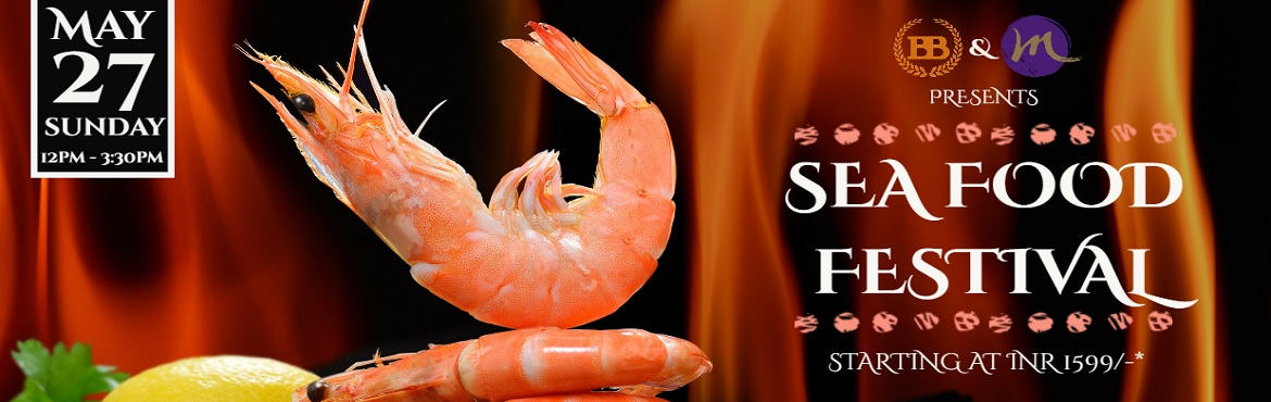Book Online Tickets for Sea Food Festival, Bengaluru.  It is worth the excitement of eating fresh meat at such reasonable rates and enjoying the sea food cooked by the pool side on the foot tapping songs. Hop inside the pool of sit by the pool side with a glass of wine and some grilled prows, what