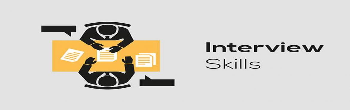 Book Online Tickets for Interview Strategy Workshop, Thane. Interview Strategy Workshop  For Commerce & Engineering background students.  Want a dream job? Still looking out for jobs interviews? Are you securing interviews but not a job? Are you struggling to answer those tough questions in an interview?