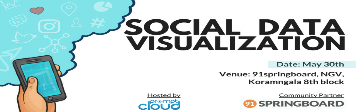 Book Online Tickets for Social Data Visualization with R, Bengaluru. This meetup is for everyone who is interested in knowing about how to visualize data from social media websites. We will be talking in depth about how you can acquire data from Twitter\'s public API and use it to find meaningful insights.We will perf