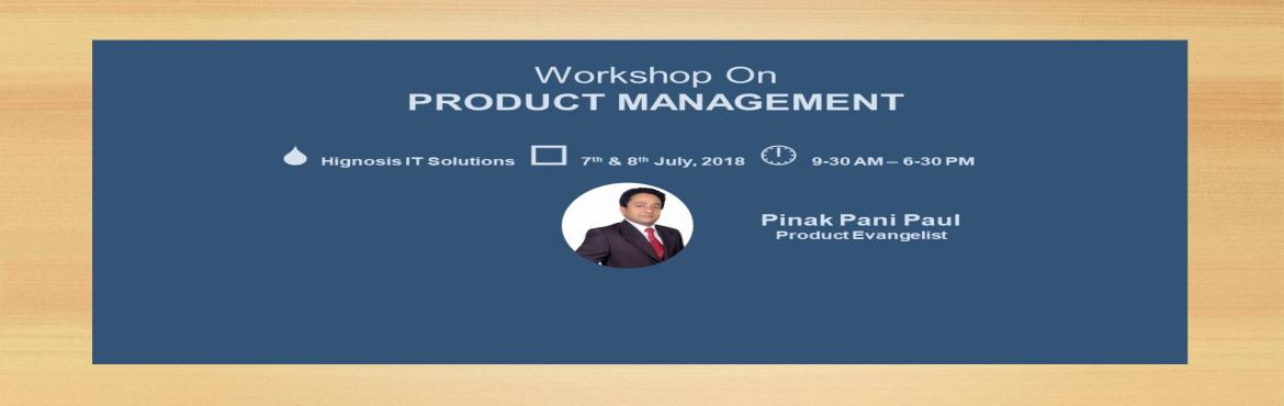 Book Online Tickets for Product Management for Technology Profes, Bangalore. Who Should Attend:   In case, there is anyone who would like to crack a job as Product Manager from IT Service Sector or from different roles in IT Product Sector, you can start utilizing the same hands-on projects learnt during classroom workshop &a
