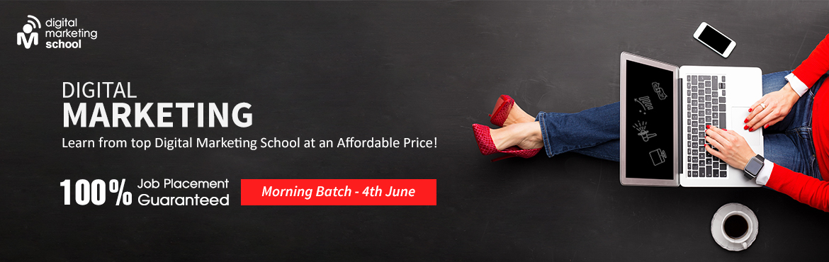 Book Online Tickets for Best Digital Marketing Training in Hyder, Hyderabad.  Create an Excellent Career with the best Digital Marketing Training What is Digital Marketing? Digital Marketing is the marketing and advertising of products and services through digital channels such as the search engines, social media,