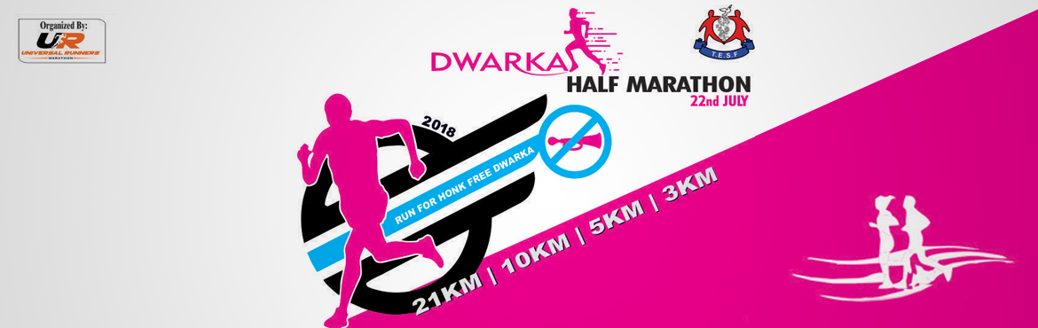 Book Online Tickets for Dwarka Half Marathon 2018 - Run For Honk, New Delhi. DoNotHonk. Battle Against Honking. In India unnecessary vehicular honking is the main reason for noise pollution.DoNotHonkif You Love Peace Come join hands and be a part of Dwarka Half Marathon 2018and