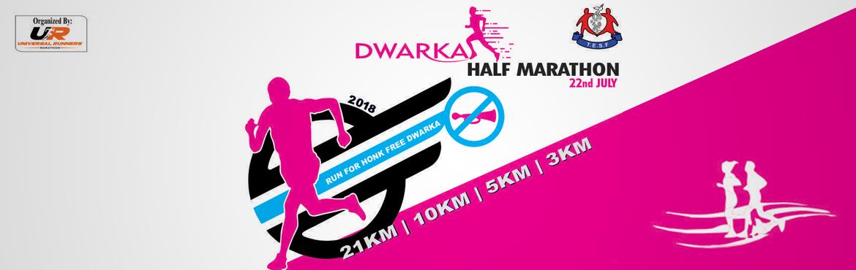 6bba3f20cb73 Dwarka Half Marathon 2018 - Run For Honk Free Dwarka - New Delhi ...