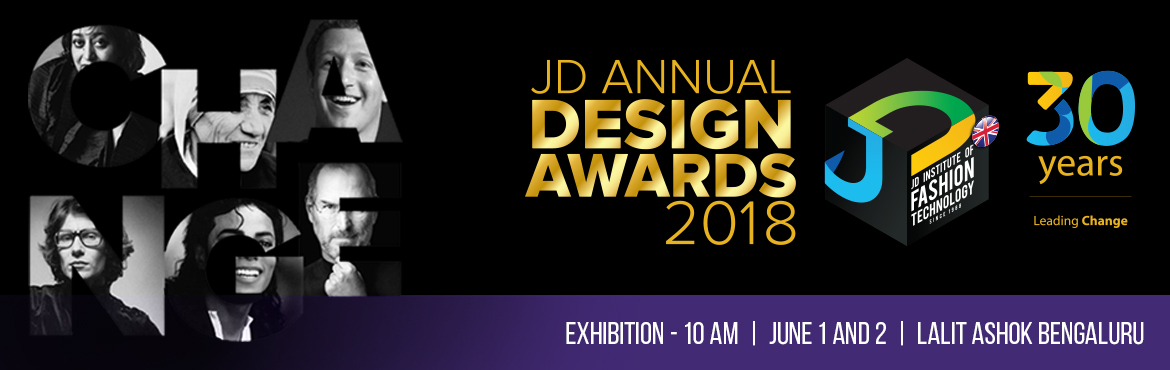 Exhibition JD,Bangalore 30th annual design awards exhibition