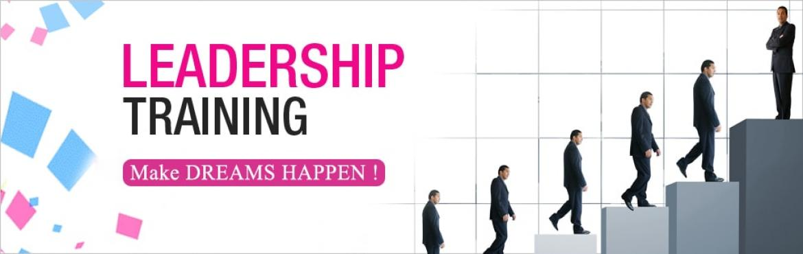 Book Online Tickets for Leadership Skills Trainig  , New Delhi. Description How to Excel at Leading People Great leaders are no more born than great doctors are born. While people may have natural tendencies for success, in their personal makeup, they take the training and education that sets them up