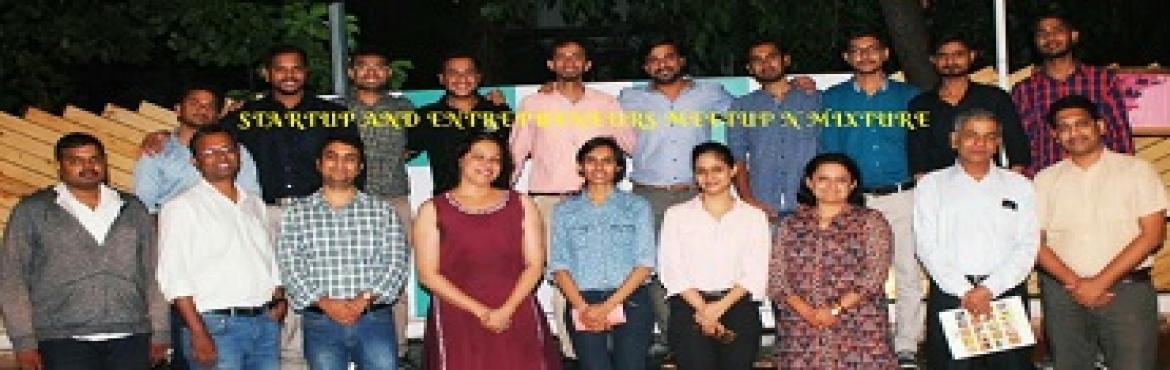 Book Online Tickets for Startup Entrepreneurs Meet N Mixture, Pune. TAYS4Business&TBL Space initiated this mission to bring Like Minded Professional under one roof (Apart from Digital Connects) and connect with each other, collaborate & grow in Startup & Business Journey. We have created profe