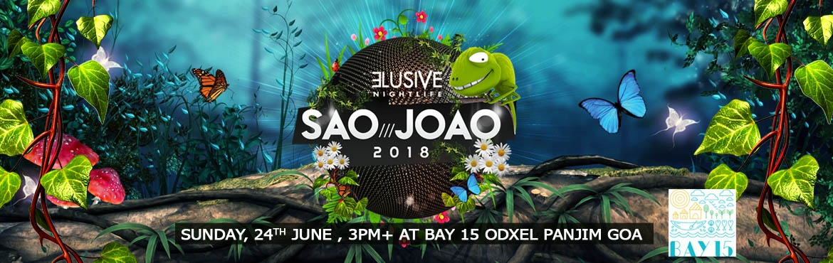 Book Online Tickets for The Elusive Saojoao Party 2018 , Panaji. Highly recommended, One of the most original multi genre Sanjoao party of Goa, a must attend event for the discerning party animal ft music beyond language and labels.   Knox Artiste  Knox has done more than a thousand shows all around the globe