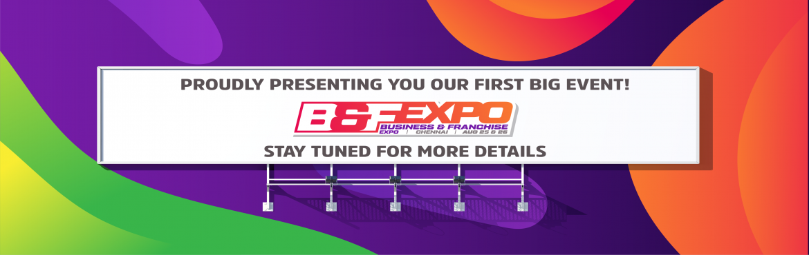 Business and Franchise Expo - 2018