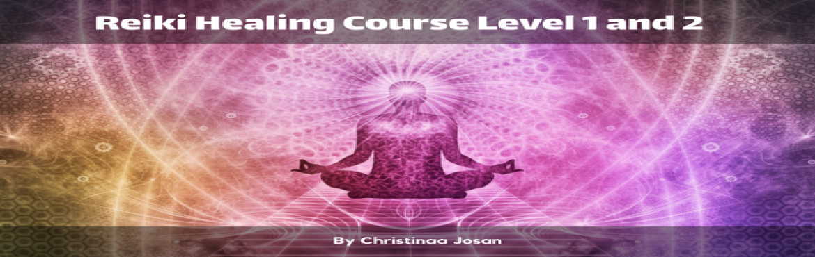 Book Online Tickets for Reiki Healing Course Level 1 and 2, delhi.     The word Reiki means Universal Energy. By channeling this divine and most powerful energy of God we can cure all diseases like diabetes, cancer, heart ailments, blood-related issues, etc. Reiki healing is a very powerful form of healing wher