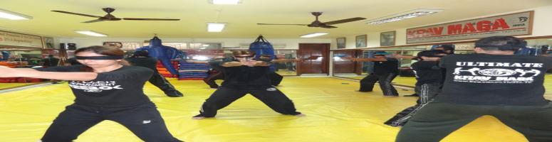 Seminar on Krav Maga (Technique of Israil form Self Defense-Martial Arts)