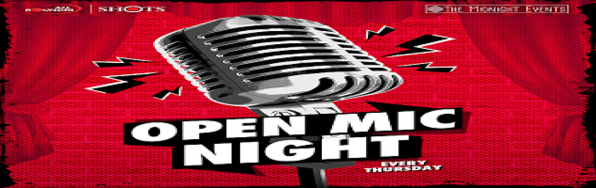 Book Online Tickets for Open Mic Night, Pune.  The Open Mic Night kicks off once again at All Rounder Shots, Phoenix Mall! Make sure you are there to join the fun, whether you\'re a performer or a spectator! See you there