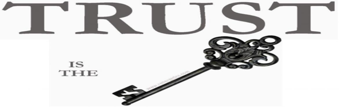Book Online Tickets for LEADING FROM TRUST, Hyderabad . A TWO DAY WORKSHOP The only workshop which is based on the pioneering research done by Dr.Dennis Reina and Dr.Michelle Reina on Building Trust in Leaders, Teams and organizations. Learn the core behaviours that drive trust, identified in Reina&
