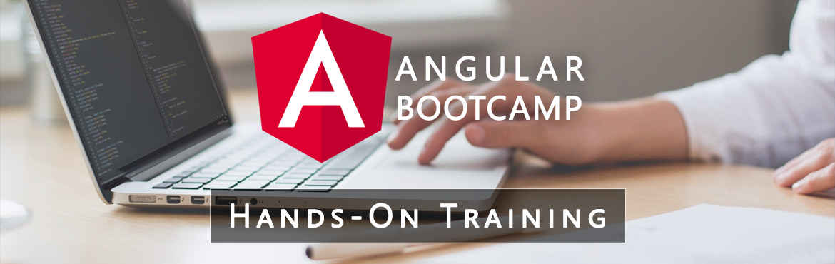 Book Online Tickets for Angular BootCamp | Hands-On Training, Gurugram. In Angular Bootcamp learning sessions, we want you to code as much as possible, do mistakes in a safe environment and correct the code by yourself while learning. Here, you will practice everything, whatever the trainer will explain and do hands-on s
