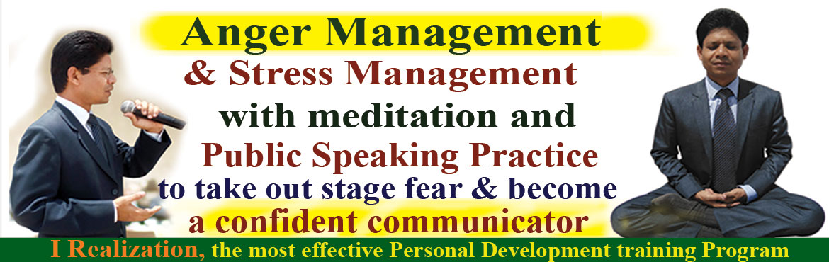 Book Online Tickets for Anger Management and Stress Management w, Hyderabad. FREE session this Sunday 10:30 am -1:30 pm:Anger is a negative emotion. It\'s the biggest obstacle towards my path of success and happiness in spite of having all the skills and knowledge.If I ask you, last one week how many times did you get angry,